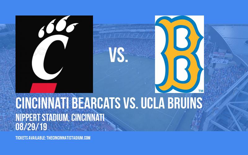 Cincinnati Bearcats vs. UCLA Bruins at Nippert Stadium