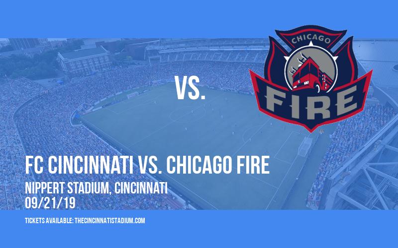 FC Cincinnati vs. Chicago Fire at Nippert Stadium