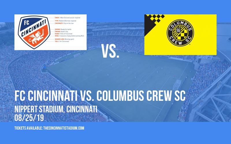 FC Cincinnati vs. Columbus Crew SC at Nippert Stadium