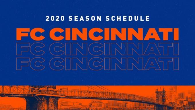 FC Cincinnati vs. New England Revolution [POSTPONED] at Nippert Stadium