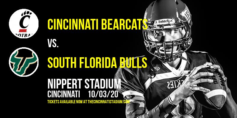 Cincinnati Bearcats vs. South Florida Bulls at Nippert Stadium