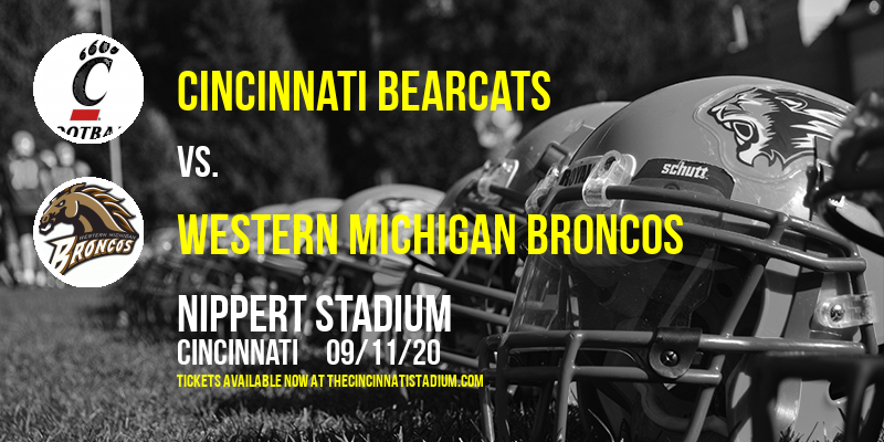 Cincinnati Bearcats vs. Western Michigan Broncos at Nippert Stadium