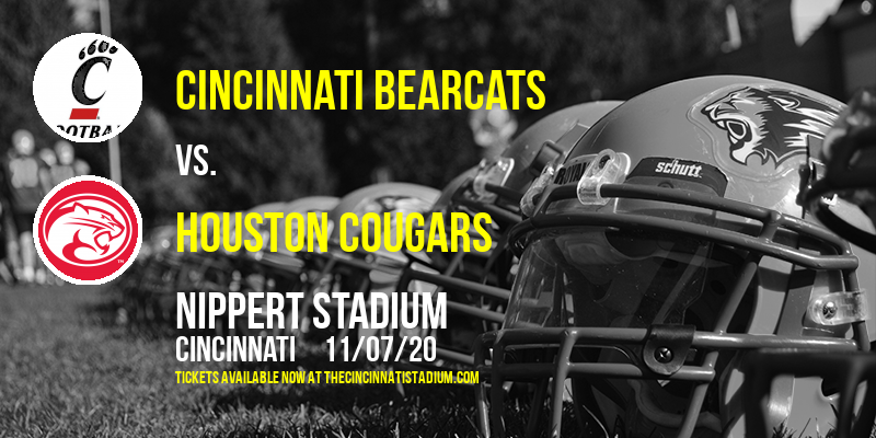 Cincinnati Bearcats vs. Houston Cougars at Nippert Stadium