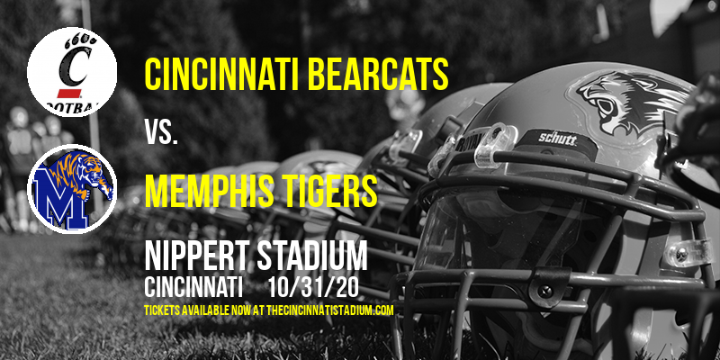 Cincinnati Bearcats vs. Memphis Tigers at Nippert Stadium