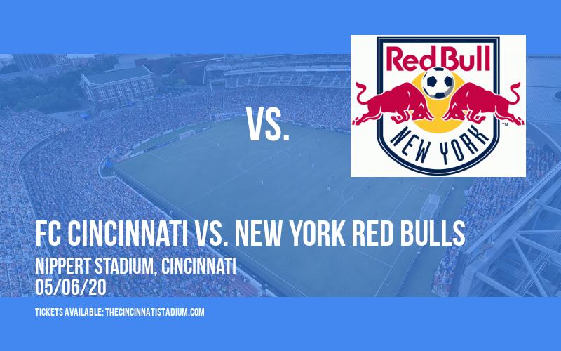 FC Cincinnati vs. New York Red Bulls [CANCELLED] at Nippert Stadium