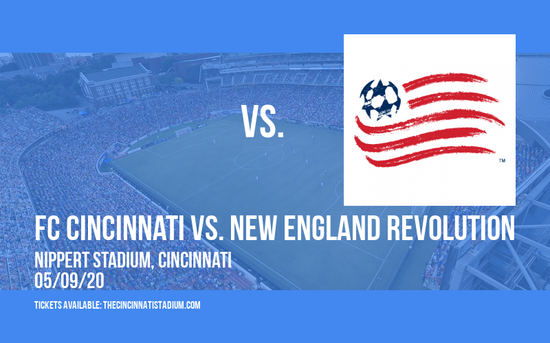 FC Cincinnati vs. New England Revolution [CANCELLED] at Nippert Stadium