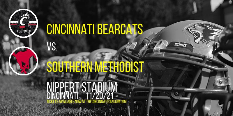 Cincinnati Bearcats vs. Southern Methodist (SMU) Mustangs at Nippert Stadium