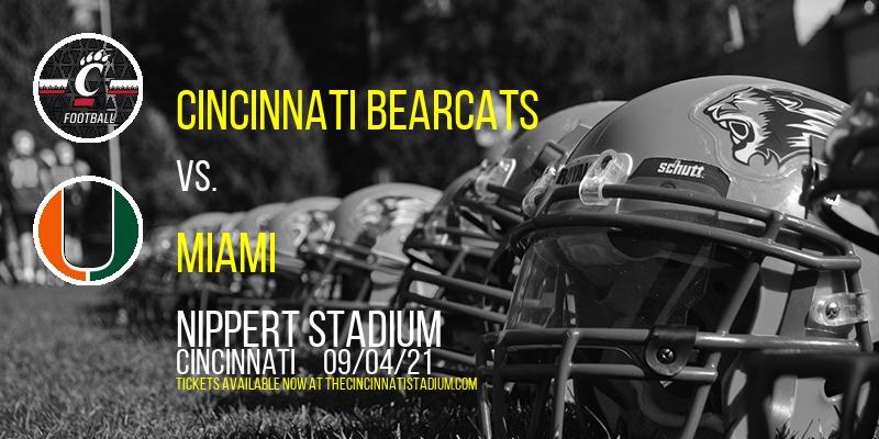 Cincinnati Bearcats vs. Miami (OH) RedHawks at Nippert Stadium